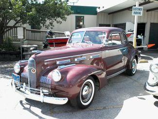 1940 Cadillac LaSalle 40-5027 San Antonio, Texas