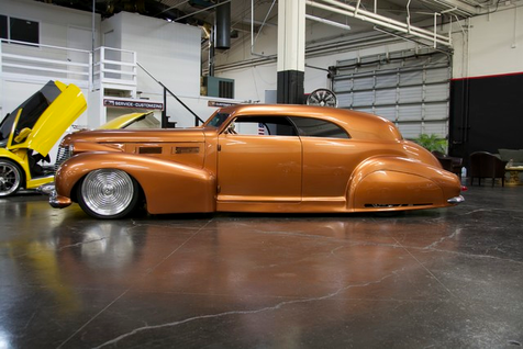 1940 Cadillac COUPE CUSTOM | Milpitas, California | NBS Auto Showroom in Milpitas, California