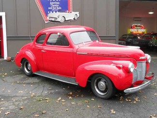 1940 Chevrolet Coupe - Oregon Showroom Newberg, Oregon