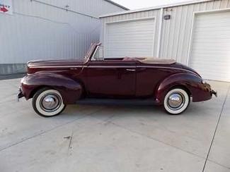 1940 Ford Club Coupe - Utah Showroom Newberg, Oregon 1