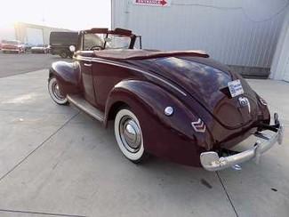1940 Ford Club Coupe - Utah Showroom Newberg, Oregon 2