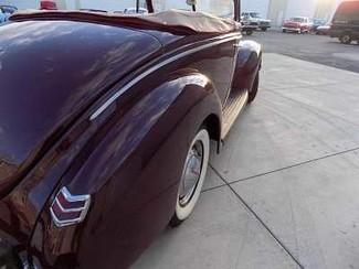 1940 Ford Club Coupe - Utah Showroom Newberg, Oregon 3