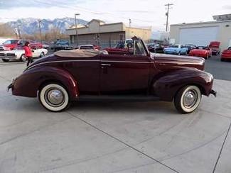 1940 Ford Club Coupe - Utah Showroom Newberg, Oregon 4