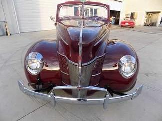 1940 Ford Club Coupe - Utah Showroom Newberg, Oregon 6