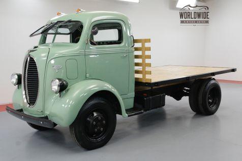 1940 Ford COE FRAME OFF RESTORED FLATHEAD V8 RARE CABOVER   Denver, CO   Worldwide Vintage Autos in Denver, CO
