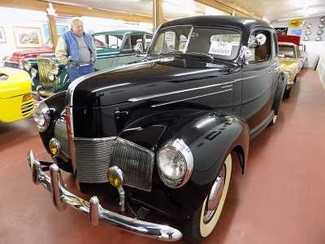 1940 Studebaker 2Dr Coupe - Utah Showroom Newberg, Oregon