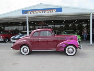 1940 Studebaker Coupe Blanchard, Oklahoma