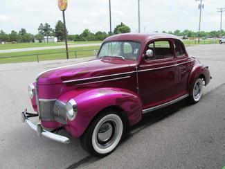 1940 Studebaker Coupe Blanchard, Oklahoma 2
