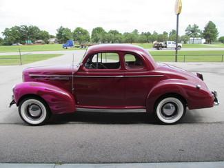 1940 Studebaker Coupe Blanchard, Oklahoma 3