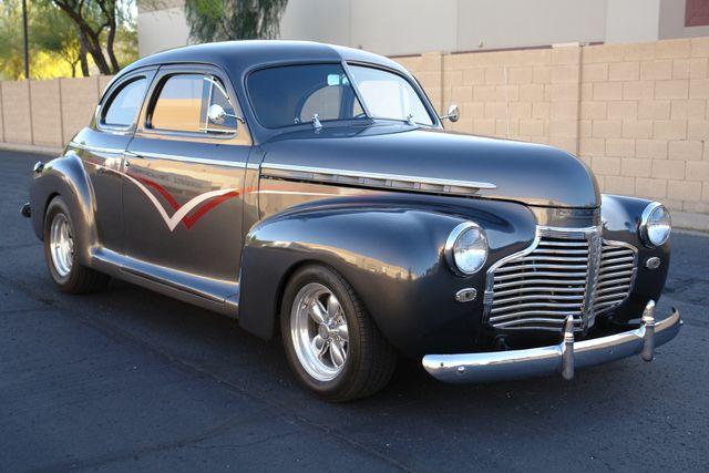 1941 Chevrolet 5-Window Coupe Phoenix, AZ 0