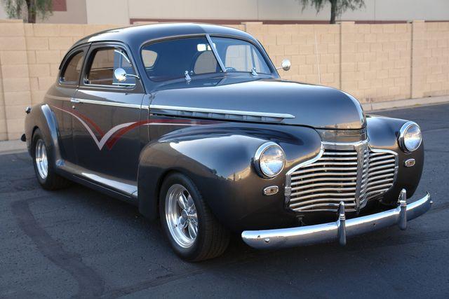 1941 Chevrolet 5-Window Coupe Phoenix, AZ 9