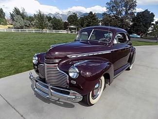 1941 Chevrolet Special Deluxe - Utah Showroom Newberg, Oregon 1