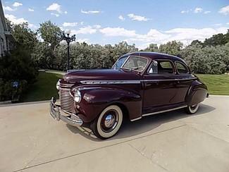 1941 Chevrolet Special Deluxe - Utah Showroom Newberg, Oregon 4