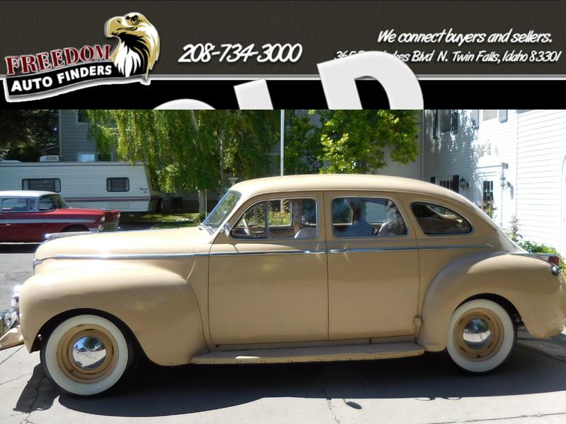 1941 Dodge D-19  in Twin Falls Idaho