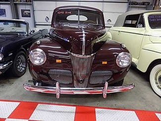 1941 Ford Coupe -Utah Showroom Newberg, Oregon