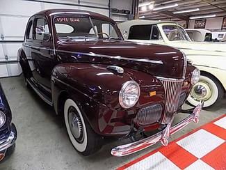 1941 Ford Coupe -Utah Showroom Newberg, Oregon 1