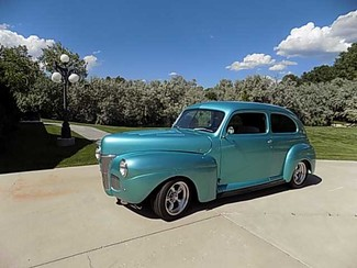 1941 Ford Custom 2Dr Sedan - Utah Showroom Newberg, Oregon