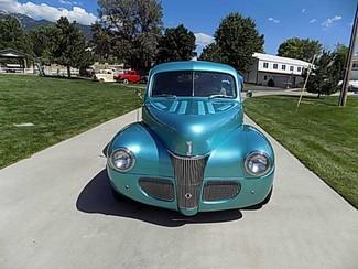 1941 Ford Custom 2Dr Sedan - Utah Showroom Newberg, Oregon 1