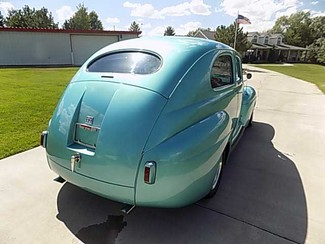 1941 Ford Custom 2Dr Sedan - Utah Showroom Newberg, Oregon 10