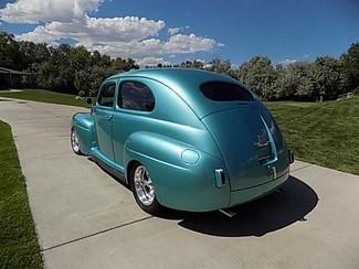1941 Ford Custom 2Dr Sedan - Utah Showroom Newberg, Oregon 3