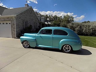 1941 Ford Custom 2Dr Sedan - Utah Showroom Newberg, Oregon 35