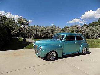 1941 Ford Custom 2Dr Sedan - Utah Showroom Newberg, Oregon 36