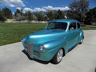 1941 Ford Custom 2Dr Sedan - Utah Showroom Newberg, Oregon 4