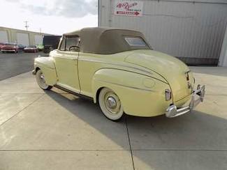 1941 Ford Super Deluxe Conv - Utah Showroom Newberg, Oregon 1