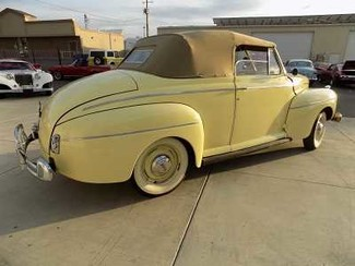 1941 Ford Super Deluxe Conv - Utah Showroom Newberg, Oregon 3