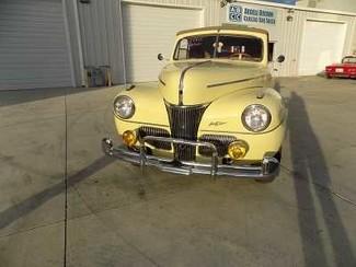 1941 Ford Super Deluxe Conv - Utah Showroom Newberg, Oregon 4