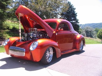 1941 Willys Coupe Newberg, Oregon