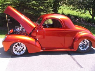1941 Willys Coupe Newberg, Oregon 1