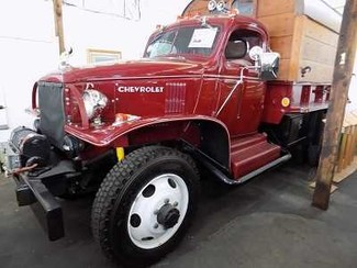 1942 Chevrolet Army G7117 - Utah Showroom Newberg, Oregon