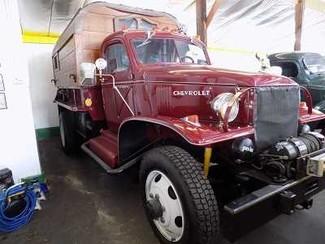1942 Chevrolet Army G7117 - Utah Showroom Newberg, Oregon 3