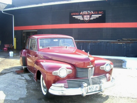 1942 Lincoln  CONTINENTAL 57 in , Ohio