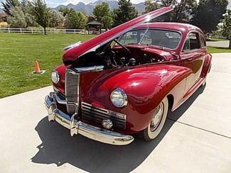 1942 Packard Clipper Sedanet - Utah Showroom Newberg, Oregon 14