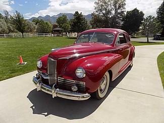1942 Packard Clipper Sedanet - Utah Showroom Newberg, Oregon 16