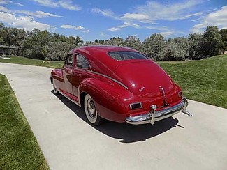 1942 Packard Clipper Sedanet - Utah Showroom Newberg, Oregon 17