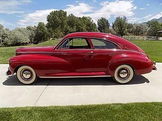1942 Packard Clipper Sedanet - Utah Showroom Newberg, Oregon 18