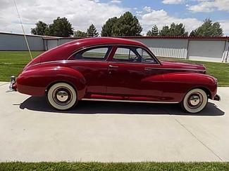 1942 Packard Clipper Sedanet - Utah Showroom Newberg, Oregon 21
