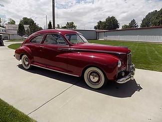 1942 Packard Clipper Sedanet - Utah Showroom Newberg, Oregon 22