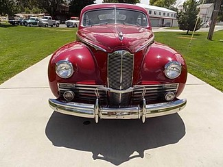 1942 Packard Clipper Sedanet - Utah Showroom Newberg, Oregon 23