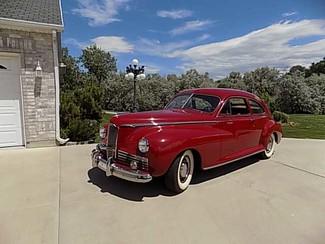 1942 Packard Clipper Sedanet - Utah Showroom Newberg, Oregon 24