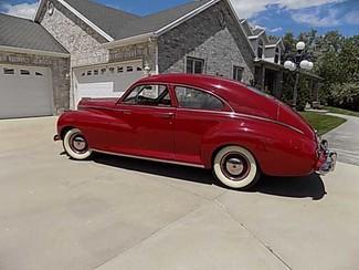 1942 Packard Clipper Sedanet - Utah Showroom Newberg, Oregon 25