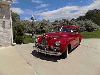 1942 Packard Clipper Sedanet - Utah Showroom Newberg, Oregon 27