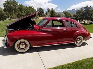 1942 Packard Clipper Sedanet - Utah Showroom Newberg, Oregon 9