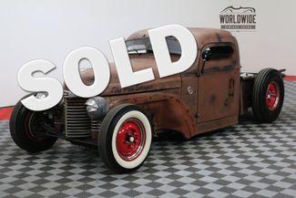 1947 International TRUCK RAT ROD 401 NAIL HEAD SHOW WINNER | Denver, Colorado | Worldwide Vintage Autos in Denver Colorado