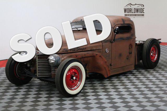 1947 International TRUCK RAT ROD 401 NAIL HEAD SHOW WINNER | Denver, Colorado | Worldwide Vintage Autos