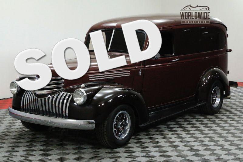 1946 Chevrolet PANEL VAN 1/2 PANEL TPI 350V8 700R4 CAMARO FRONT END | Denver, CO | Worldwide Vintage Autos