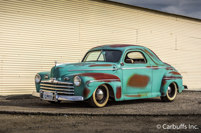 1946 Ford 3 Window Custom Coupe | Concord, CA | Carbuffs